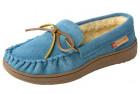 alpine swiss genuine suede slippers