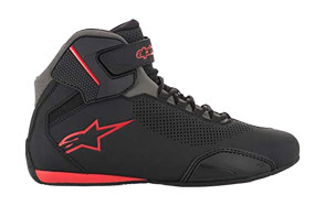 alpinestars men's sektor vented street motorcycle shoes