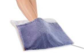 asani electric heated foot warmer