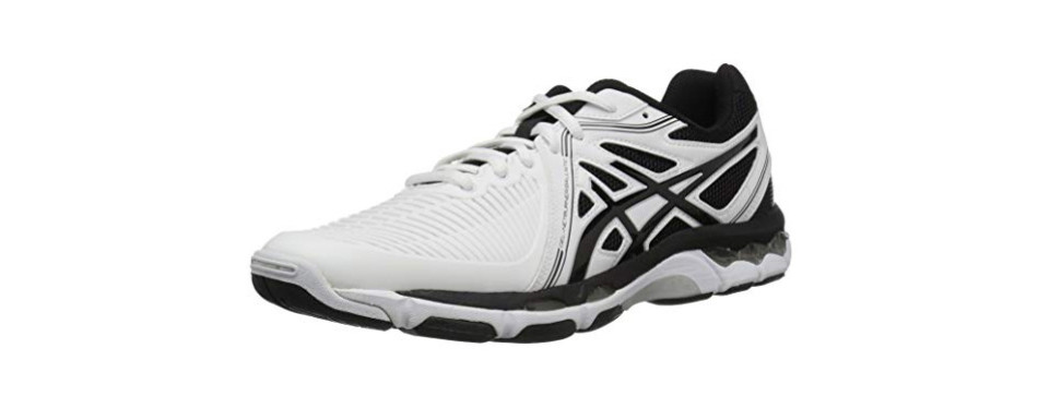 asics gel-netburner ballistic volleyball shoe