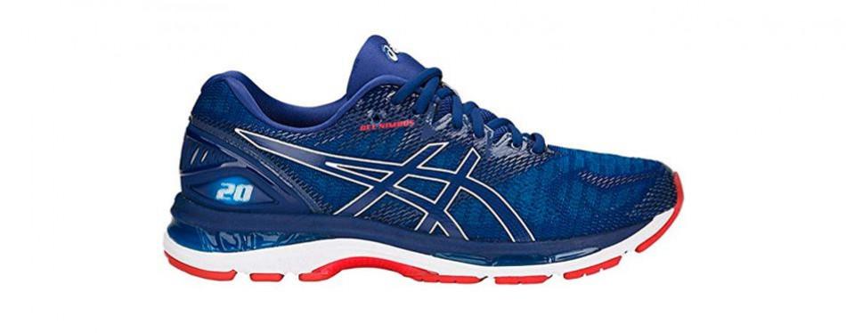 asics men's gel-nimbus 20 running shoe