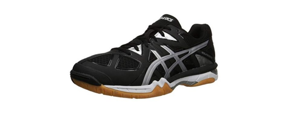 asics men's gel-tactic volleyball shoe