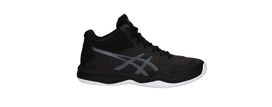 asics men's netburner ballistic volleyball shoes