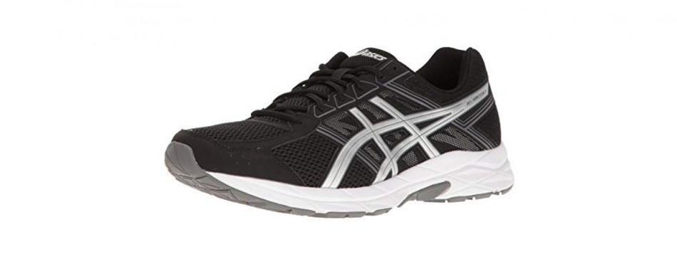 asics men's gel-contend 4 shoes for walking on concrete