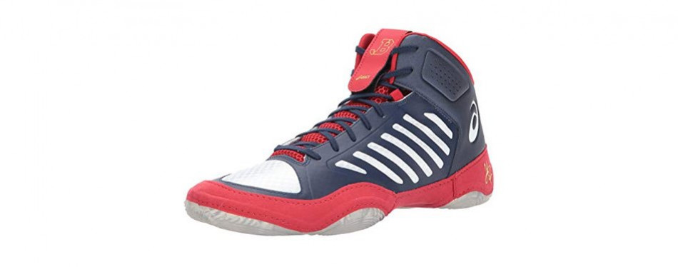 asics mens jb elite iii wrestling shoe