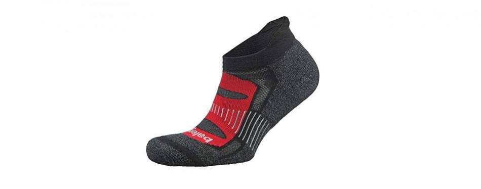 balega blister resist no show socks for men and women