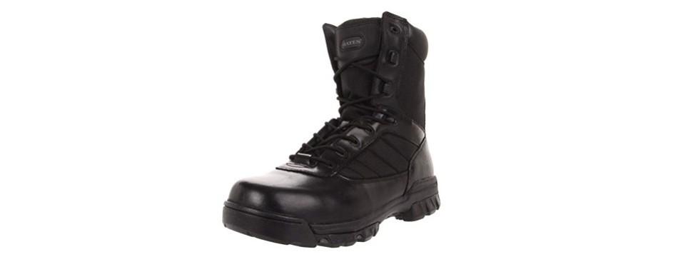 bates men's ultra-lites 8 inches tactical sport side-zip boot
