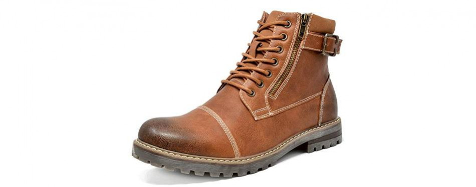 bruno marc new york military motorcycle combat boots