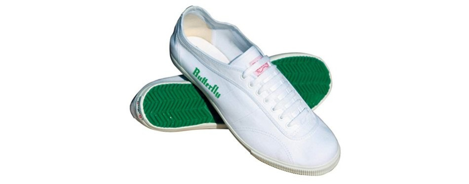butterfly 8001 classic table tennis shoes