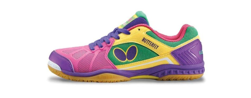 butterfly lezoline rifones table tennis shoes