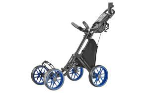 caddytek 4 wheel golf push cart