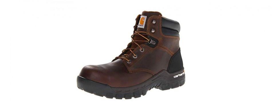 """carhartt men's 6"""" composite toe boot"""