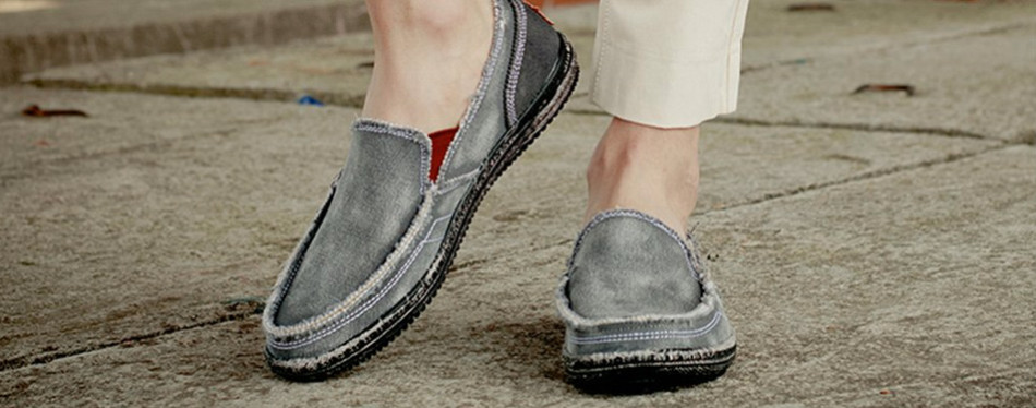 casmag men's casual slip on loafers