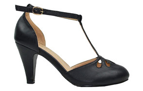 chase & chloe kimmy-36 women's mid heel dress pump