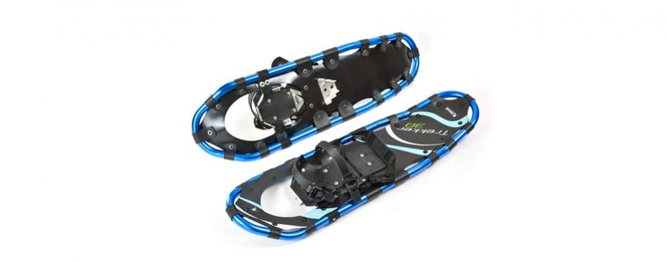 chinook trekker snowshoes 30