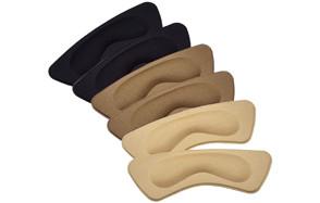 hotop 6 pairs heel cushion pads heel shoe grips
