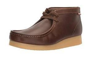 clarks men's stinson hi chukka boots