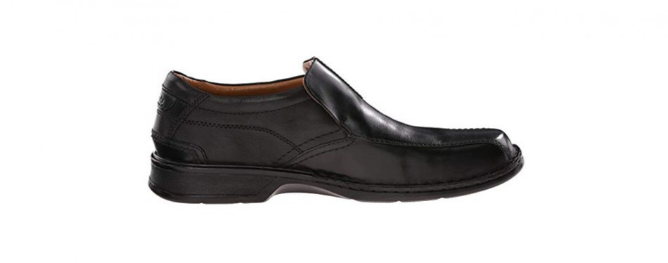 clarks men's escalade step shoes for walking on concrete
