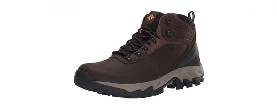 columbia men's newton ridge hiking boot