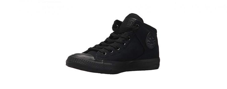 converse street canvas high top sneaker