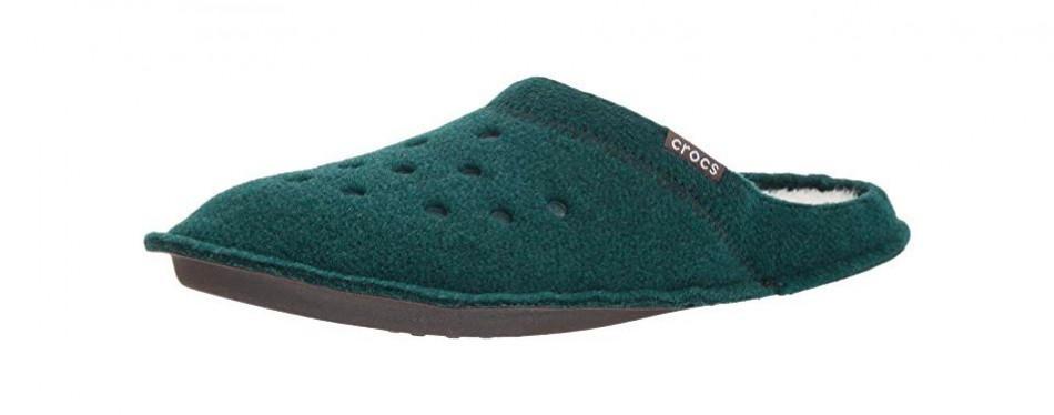 crocs men's classic slipper