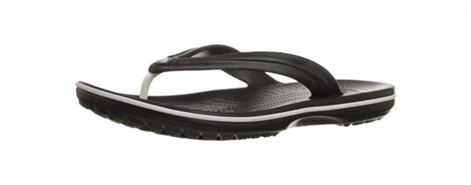 crocs men's and women's crocband flip flop