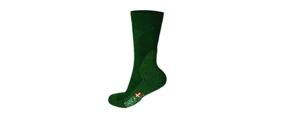 danish endurance merino wool hiking socks