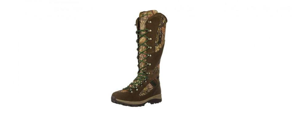 danner women's wayfinder knee high snake boot