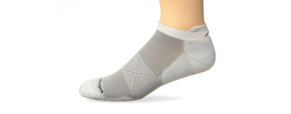 darn tough vertex no show tab ultra light cushion socks