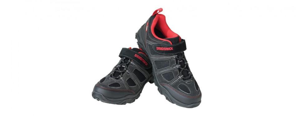 diamondback men's trace clipless pedal compatible cycling shoe