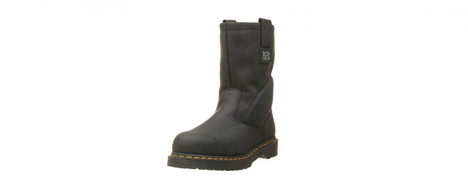 dr martens men's icon industrial strength steel toe boots