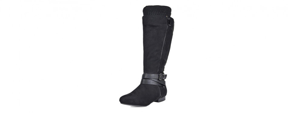dream pairs women's blvd/beltran knee high boots