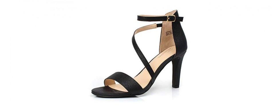 dunion bernice open toe strappy stiletto