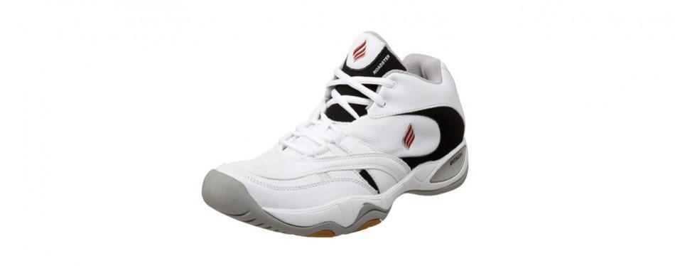 ektelon t-9 roadster mid indoor court shoe