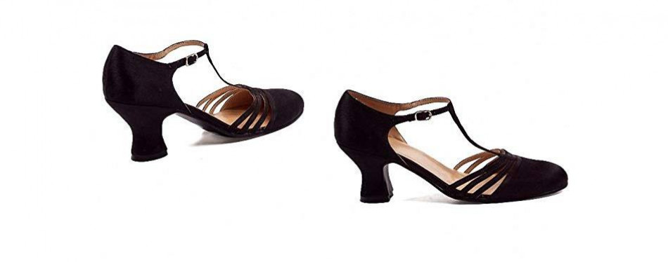 ellie 254-lucille womens sexy comfortable 2.5
