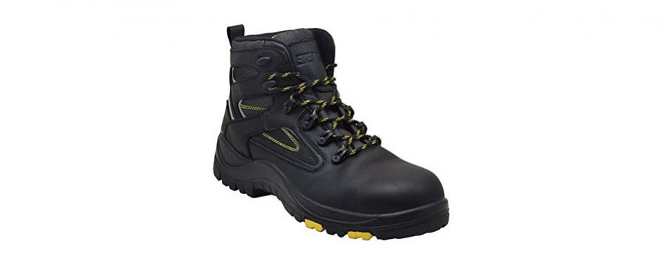 ever boots steel toe work boats