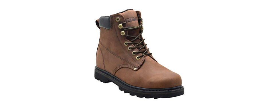 ever boots tank edition leather construction boots