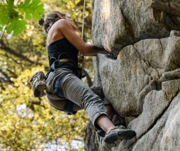 every piece of gear climbers need
