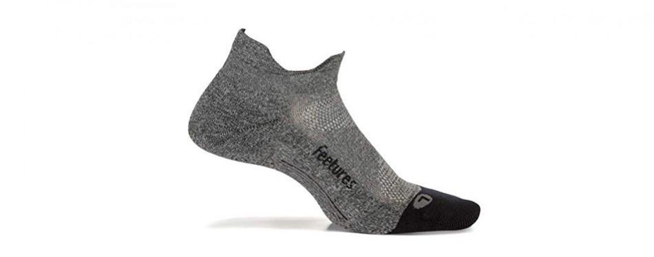 feetures elite light cushion athletic running socks