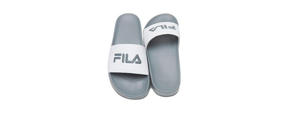 fila men's drifter sport mens slide sandals