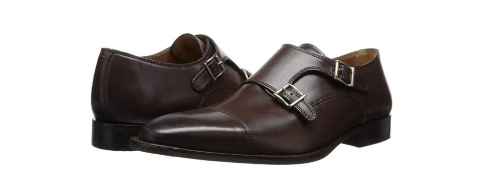 florsheim men's sabato double monk strap oxford