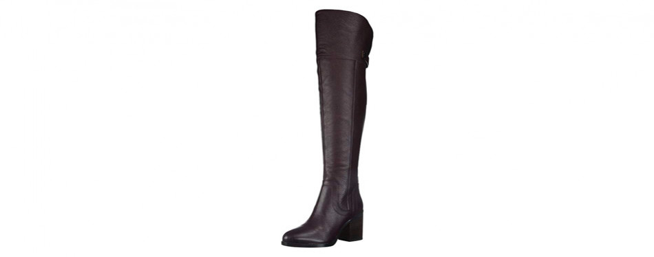 franco sarto women's ollie wide calf over knee boot