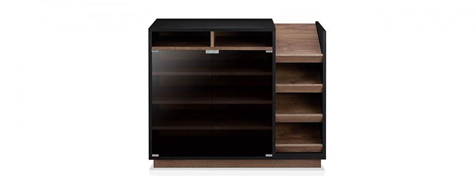 furniture of america nostrom shoe cabinet