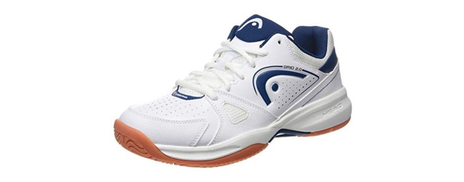 head men's grid 2.0 indoor court shoes