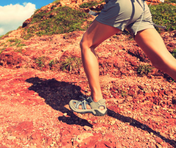 best running sandals