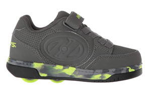 heelys kids' plus x2 lighted tennis shoe