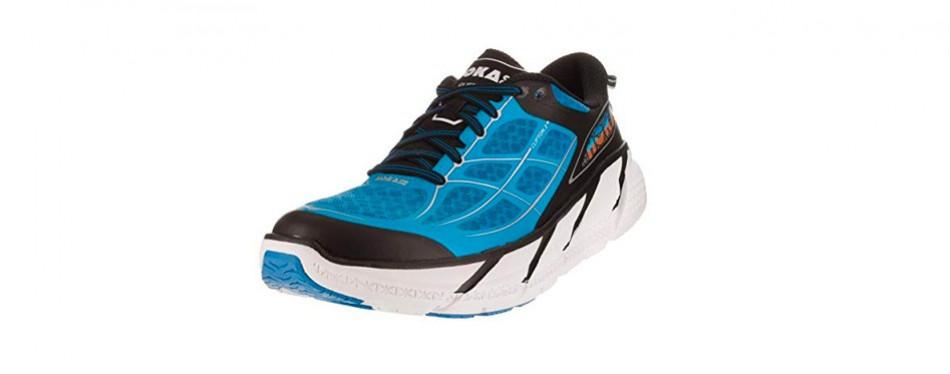 hoka one men's clifton 2 running shoes
