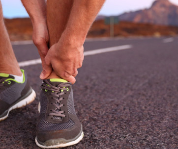 how to avoid & treat sprained ankles