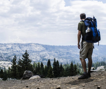 how to pack for an international hiking trip
