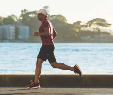 how to start running when you are out of shape